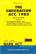 Emigration Act, 1983 alongwith Rules, 1983