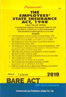 Employees' State Insurance Act, 1948 with Rules & Reg. (as amended in 2016)