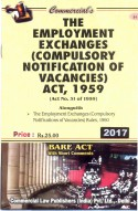 Employment Exchanges (Compulsory Notification of Vacancies) Act, 1959