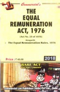 Equal Remuneration Act, 1976 with Allied Rules