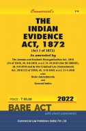 Evidence Act, 1872 (Indian) (as amended in 2018)