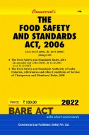 Food Safety and Standards Act, 2006 alongwith Rules, 2011 & allied Regulations, Orders