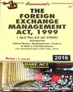 Foreign Exchange Management Act, 1999 with Allied Rules, Reg. & Orders (as amended in 2012)