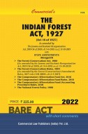 Forest Act, 1927 alongwith Forest (Conservation) Act, 1980 and Rules, 2003