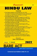 Hindu Law (Eight Acts) (As Amended...