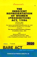 Indecent Representation of Women (Prohibition) Act, 1986 with Rules, 1986