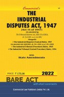 Industrial Disputes Act, 1947 with Rules, 1957