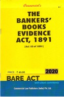 Bankers? Books Evidence Act, 1891