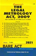 Legal Metrology Act, 2009 Alongwith......