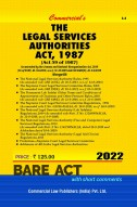 Legal Services Authorities Act, 1987 alongwith Rules, 1995