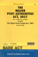 Major Port Authorities Act, 2021