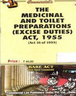 Medical and Toilet Preparations (Excise Duties) Act, 1955