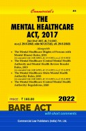 The Mental Health Care Act, 2017