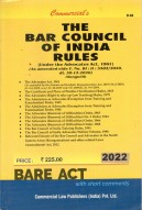 Bar Council of India Rules, 1975 under the Advocates Act, 1961