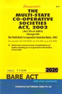 The Multi-State Co-Operative Societies Act, 2002