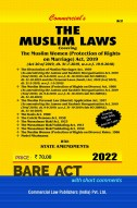 Muslim Laws (The Muslim Women  Protection of Rights or Marriage Act, 2019)