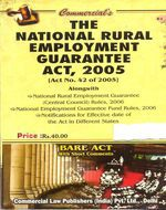 National Rural Employment Guarantee Act, 2005 alongwith Allied Rules