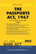 Passports Act, 1967 alongwith Rules, 1980