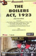 Boilers Act, 1923 alongwith Allied Rules