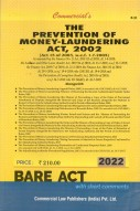 Prevention of Money-Laundering Act, 2002 alongwith Allied Rules