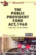 Public Provident Fund Act, 1968