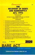 Recovery Of Debts..... Act, 1993 Alongwith Allied Rules & Regulations