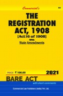 Registration Act, 1908 with State Amendments
