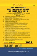 Securities and Exchange Board of India Act, 1992 with Allied Rules