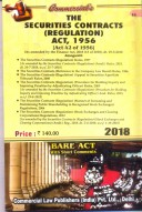 Securities Contract Regulation Act, 1956 alongwith Rules (as amended in 2010)