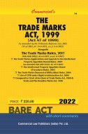 Trade Marks Act, 1999 With Rules, 2017