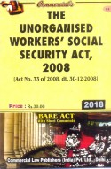 Unorganised Workers' Social Security Act, 2008