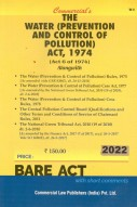 Water (P&CoP) Act, 1974 alongwith Cess Act & Rules (as amended in 2010)