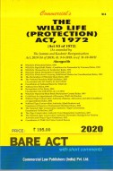 Wild Life (Protection) Act, 1972 alongwith Allied Rules
