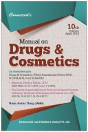 Manual on Drugs & Cosmetic