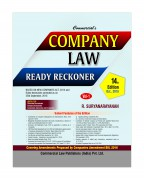 Company Law Ready Reckoner (Set of two volumes)