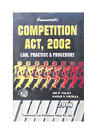 Competition Act, 2002 Law Practice and Procedure