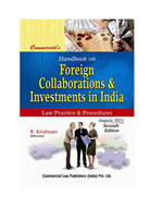 Handbook on Foreign Collabortions & Investment in India
