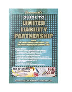Guide to Limited Liability Parthership