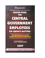 Master Guide for Central Government Employees on Service Matters