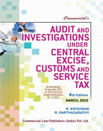 Audit & Investing under Central Excise and Service Tax