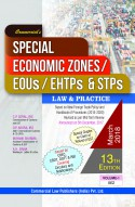 Special Economic Zones EOUs/EHTPs & STPs(Set of 2Vols.)