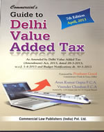 Guide to DELHI VALUE ADDED TAX