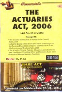 Actuaries Act, 2006 alongwith Allied Rules