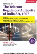 Manual on The Telecom Regulatory Authority of India Act, 1997
