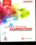 Practice Test Paper Judicial Service Examination & Other Law Competitive Examinations