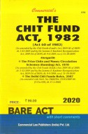 Chit Funds Act, 1982 (as amended in 2010)