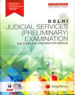 Delhi Judicial Services (Preliminary) Examination