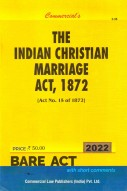 The Indian Christian Marriage Act, 1872