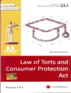 Law of Torts and Consumer Protection Act