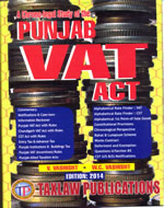 A Chrono-legal Study of the Punjab VAT Act